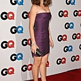 Jennifer Garner in Versace at the GQ Man of the Year Awards