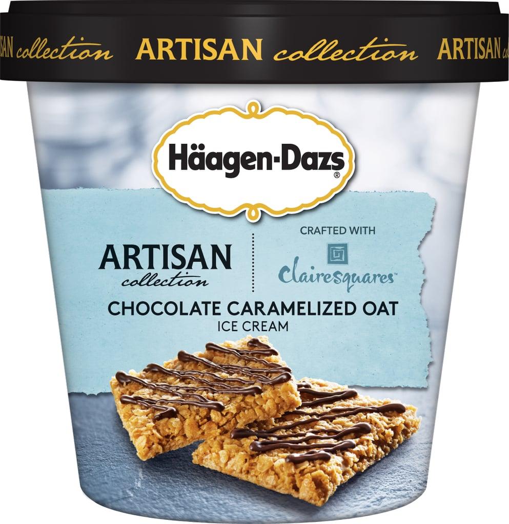 Häagen-Dazs Chocolate Caramelized Oat Ice Cream