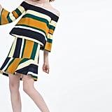 Zara Striped Mini Skirt ($30)