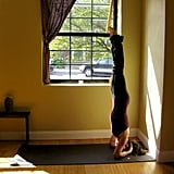 Supported Headstand Pose