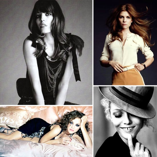 To Kick Off 2013 Spring Paris Fashion Week, We're Celebrating Our 11 Favourite French Fashion Icons
