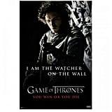 Game of Thrones Jon Snow Poster ($20)