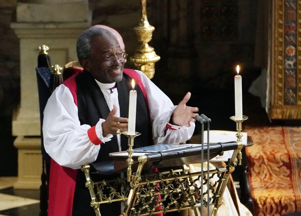 الأسقف مايكل بروس كاري