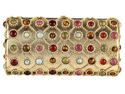 Mary Norton Sceptre Gold Metal Handbag: Love It or Hate It?