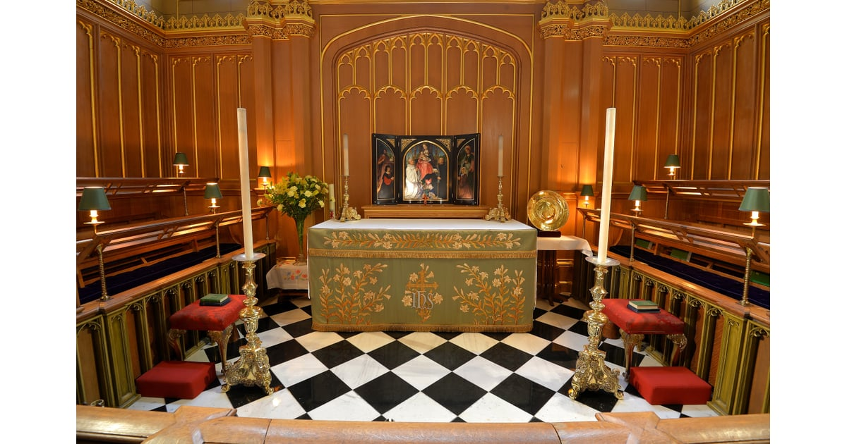 The Chapel Royal At St James S Palace Where Do Members
