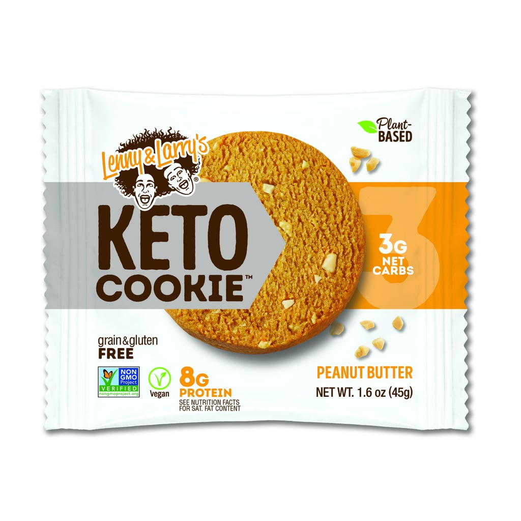 Lenny & Larry's Peanut Butter Keto Cookie
