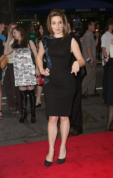 Photos of Tina Fey and Steve Carell at the NYC Premiere of Date Night