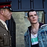 Alistair Petrie as Michael and Connor Swindells as Adam