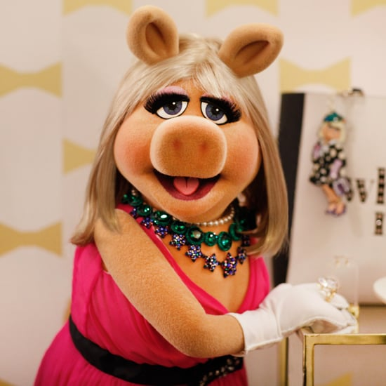 Miss Piggy Kate Spade Collaboration