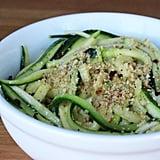 Zucchini Noodles Aglio e Olio (Garlic and Oil)