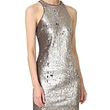 Halston Heritage Sequined Dress
