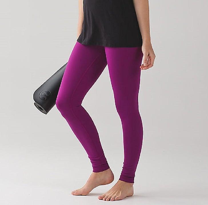Fitness Leggings Amazon Uk: Lululemon Wunder Under Yoga Pants High-Rise