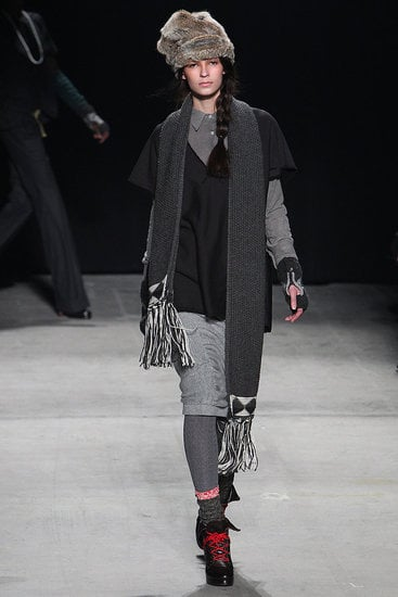 Fall 2011 New York Fashion Week: Band of Outsiders 2011-02-12 23:04:20