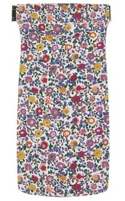Fabworthy: Forever 21 Floral Sunglass Case