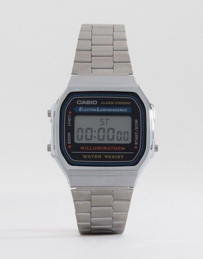 Casio Digital Watch Silver