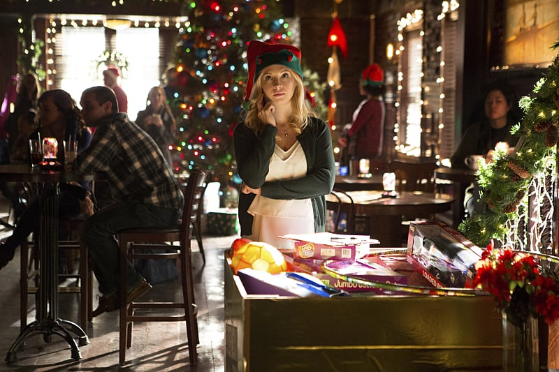 the vampire diaries season 7 christmas episode pictures - 7 11 Christmas Hours
