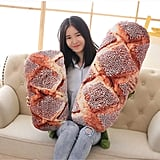 These Sesame-Seed-Loaf-Inspired Pillows Look Tasty Enough to Nibble