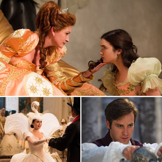 See Even More Pics of Julia Roberts as the Evil Queen, Armie Hammer's Prince Charming in Snow White