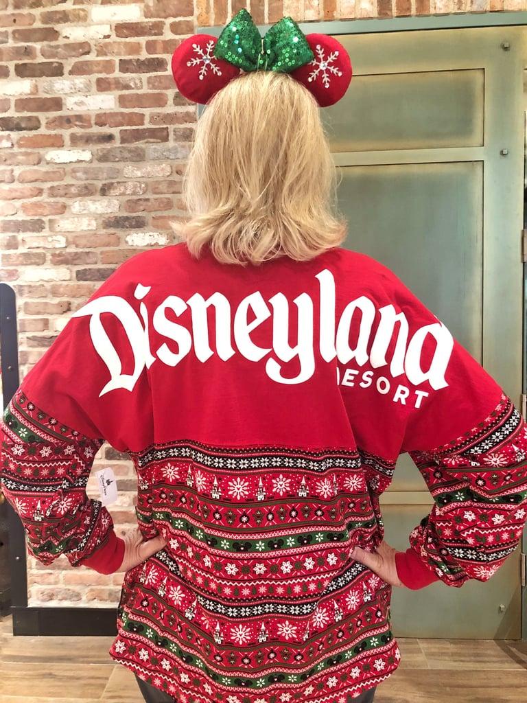 Disneyland Resort Holiday Spirit Jerseys 2018
