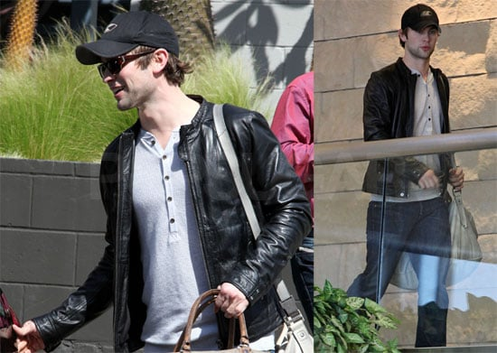 Chace Crawford in LA