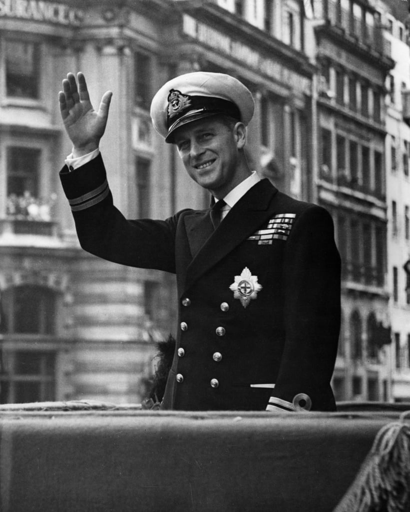 Before Princess Elizabeth became Queen Elizabeth, she married the handsome foreign Prince Philip from Greece, who also happened to be her third cousin. According to Sally Bedell Smith's biography titled Elizabeth the Queen, Philip came from a tumultuous background despite his lineage. Born in 1921 on the island of Corfu, he moved to Paris at age 1 with his parents, Alice Marie and Prince Andrew of Greece. By age 8, he'd headed to England for boarding school. With generous good looks and confidence, Philip made his way to England with the help of royal relatives. He would later be invited to have lunch with the royal family, and that's when Elizabeth reportedly fell for him. During World War II, Philip served in the Mediterranean and Pacific, and he and Elizabeth wrote each other letters. By 1946, he was back in London and making regular visits to Buckingham Palace. During that summer, he spent a month at the royal family's Balmoral Estate, where he proposed. Their wedding was held at Westminster Abbey on Nov. 20, 1947.       Related:                                                                                                           Inside the Queen's Balmoral Photo Album                During their 73 years of marriage, most of them during Elizabeth's reign as the monarch, Prince Philip was a constant as the Queen herself, although sometimes a bit more controversial, making the occasional insensitive gaffes. But when he wasn't giving the press an unfortunate quote to run, he was either by the Queen's side, working as a patron for several charities, or, in the later years of his life, enjoying carriage racing. Prince Philip, Duke of Edinburgh, died at age 99 on April 9, 2021. In honor of his extraordinary life, we look back at our favorite photos and moments of the Queen's consort.