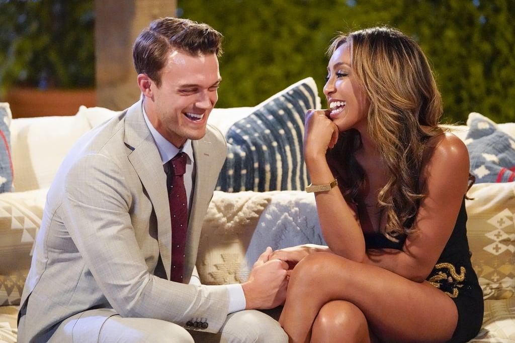 Will Tayshia Pick Ben on The Bachelorette?