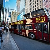 Big Bus New York Hop-On Hop-Off Tour (New York, NY)
