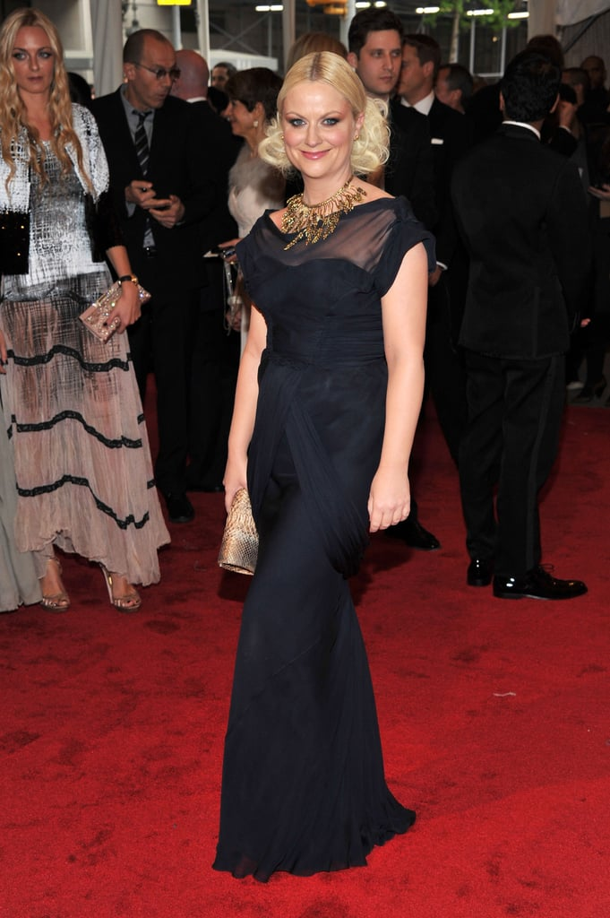 Amy Poehler in J.Mendel