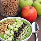 Whole 30: Apple Pie Smoothie Bowl