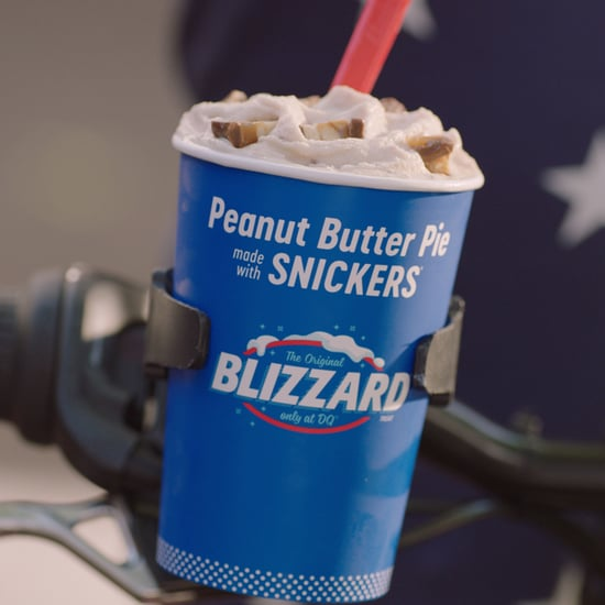 Dairy Queen Snickers Blizzard Treat 2019