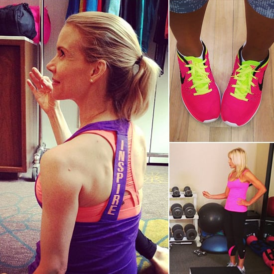 Instagram Snaps From Our Favorite Celebrity Trainers!