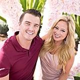 Sabrina Bryan and Jordan Lundberg