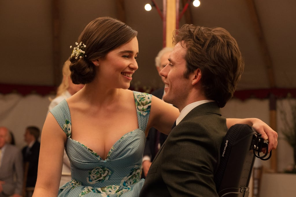 Me Before You, the upcoming film adaptation of Jojo Moyes's bestselling novel, promises to be quite the emotional roller coaster. Among other big names, the movie stars Emilia Clarke and Sam Claflin, and the sweet trailer looks every bit as wonderful as fans of the book could have hoped. If you're ready to feel all the feelings before the movie hits theaters on June 3, keep reading for a look at some of the book's most beautiful and heartbreaking quotes, then check out books to read if you love Me Before You. Warning: If you haven't read the book and you'd like to avoid any plot hints or spoilers, stop reading!