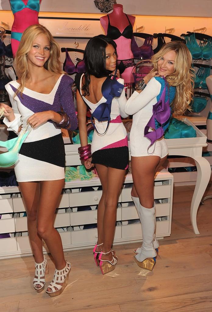 Rosie Huntington-Whiteley in Victoria s Secret Incredible Bra Campaign a201da12e