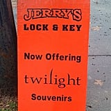 Keys, Locks, Twilight