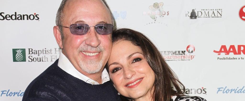 Gloria and Emilio Estefan Pictures