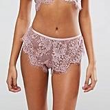 Asos Serina Eyelash Lace Underwear