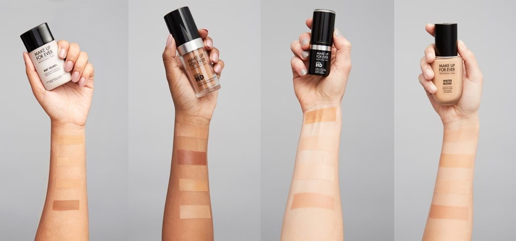 How to Find the Right Shade of Foundation