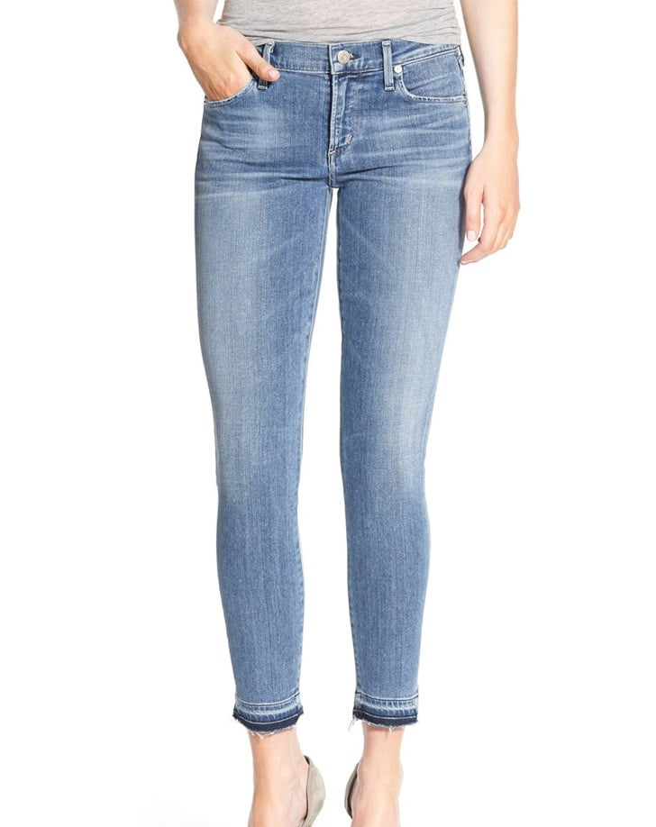 Citizens of Humanity Released Hem Ankle Jeans in Bombay ($208)