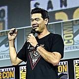 Pictured: Destin Daniel Cretton at San Diego Comic-Con.