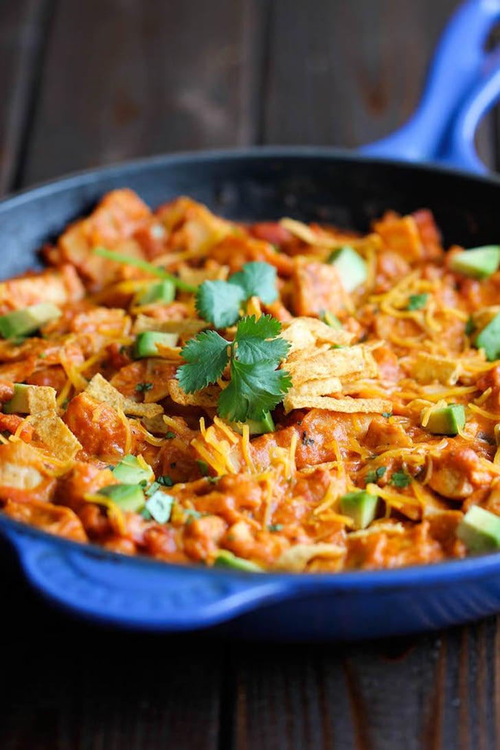 Chicken Enchilada Skillet Boneless Skinless Chicken