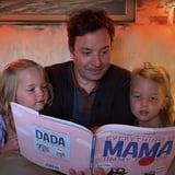Watch Jimmy Fallon and Daughters Read His Book to His Wife