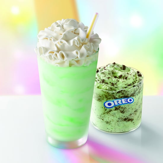 McDonald's Is Releasing an Oreo Shamrock McFlurry on Feb. 19