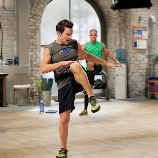 Tony Horton Fitness Advice