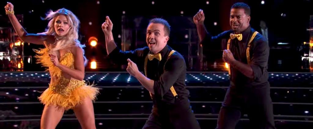 Fan-Favorite Alfonso Ribeiro Returns to DWTS to Jive With Frankie Muniz
