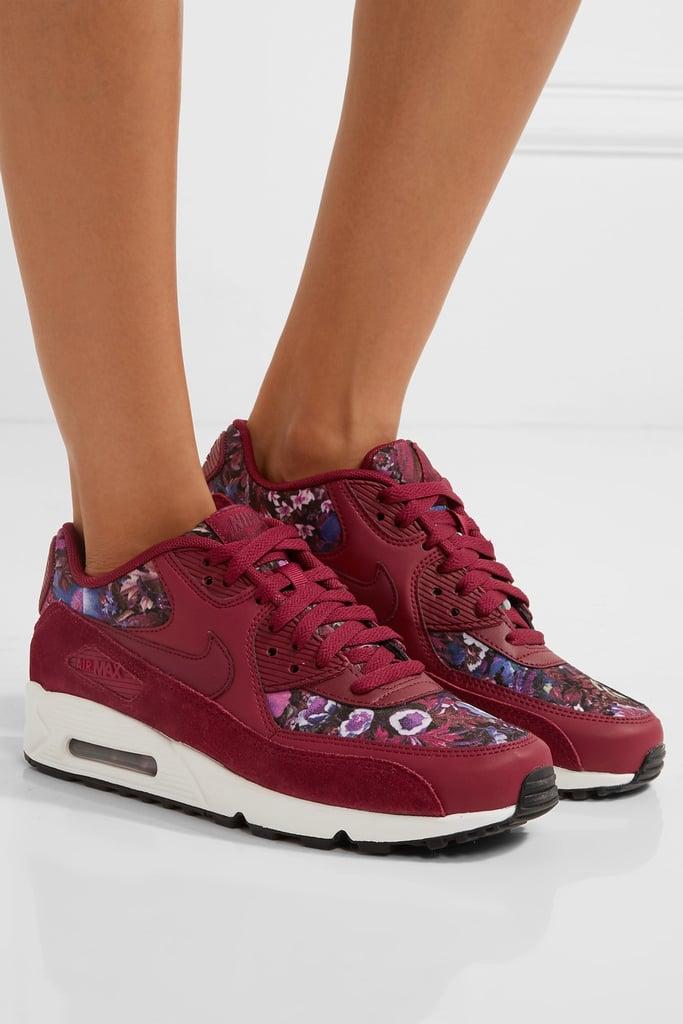 Nike Air Max 90 Se Floral-Print Sneakers