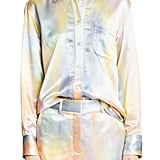 Sies Marjan Sander Tie-Dye Satin Shirt