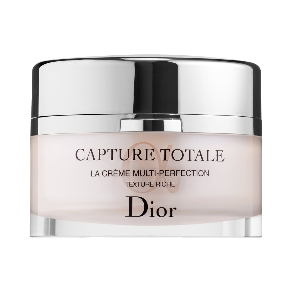 """I love this product — it makes skin super soft. This is a great gift for your bestie, but I often give it to myself!""   Dior Capture Totale Multi-Perfection Crème ($165)"