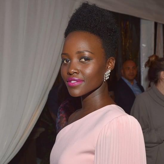 Lupita Nyong'o's Blunt Bob Haircut