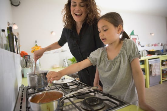 Poll: Have You Ever Cooked With Kids?